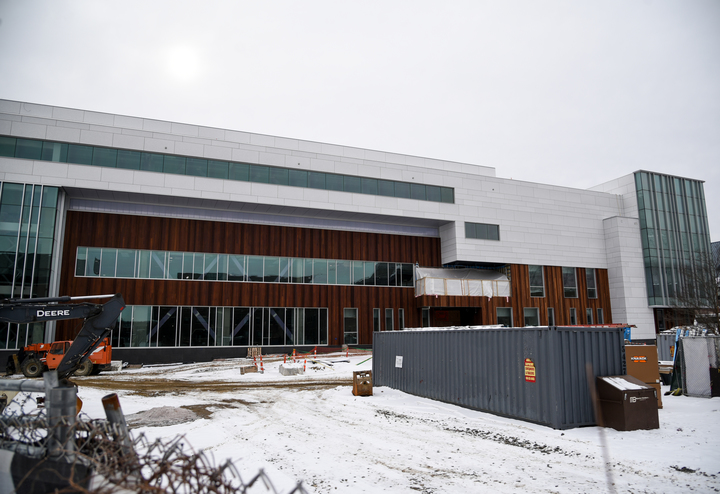 Starting in the fall 2019 semester, undergraduate students will have to pay $500 a year for the new recreation center, and graduate students will pay $400 a year, University of Connecticut spokeswoman Stephanie Reitz said. (Charlotte Lao/The Daily Campus)
