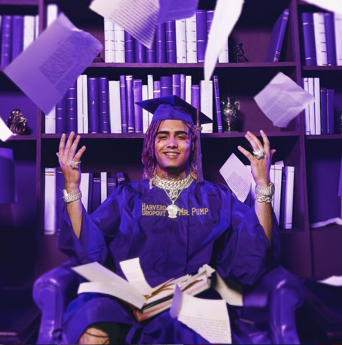 93e41d744 Lil Pump is a Colombian-American 18-year-old rapper from Florida who