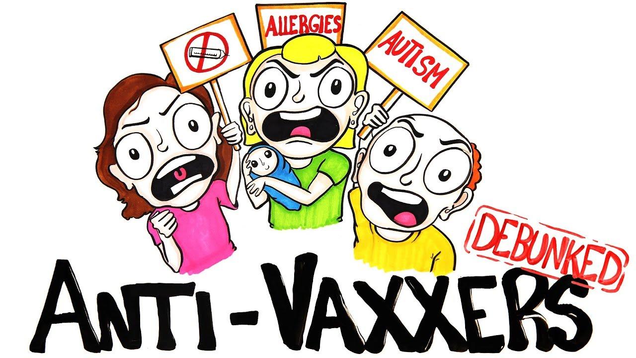 Debunking Anti-Vaxxers.