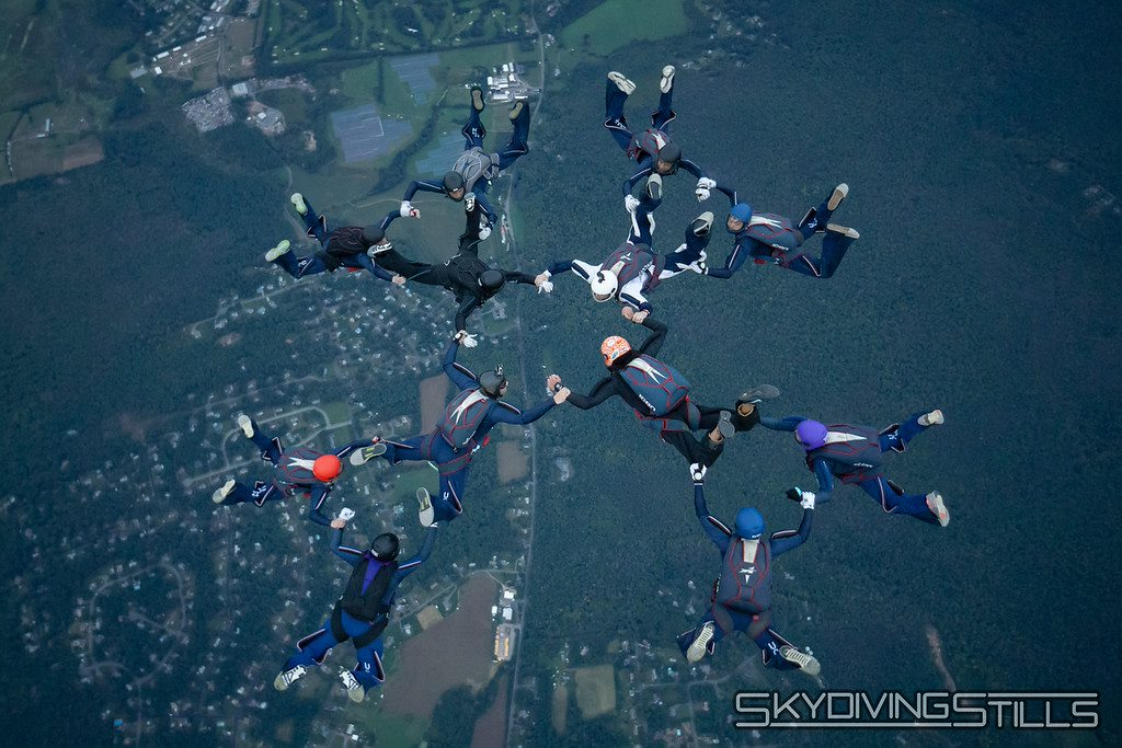 (Image courtesy UConn Skydiving Club)