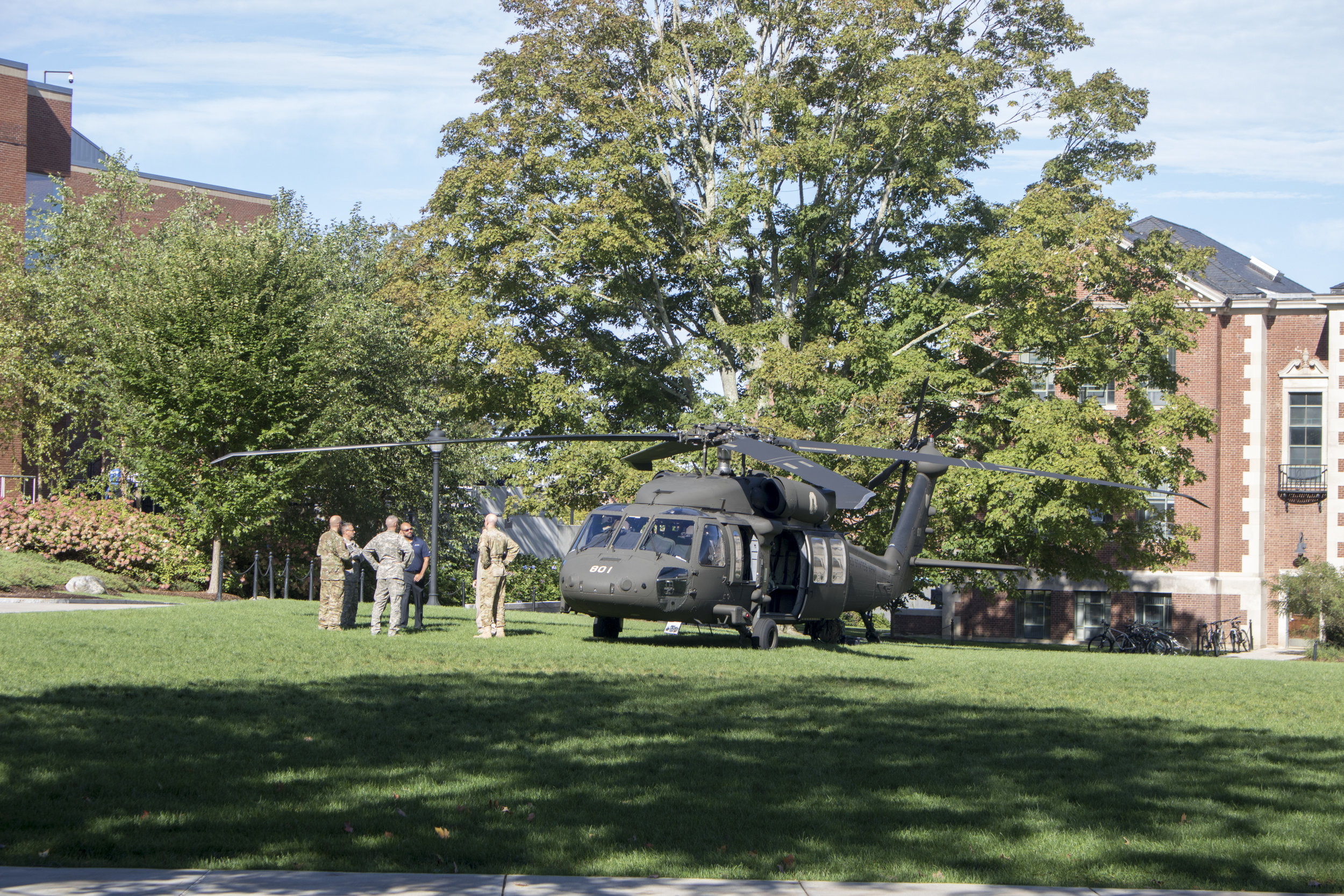 The University of Connecticut will be collaborating with local aerospace companies like Pratt & Whitney and UTC Aerospace Systems. (File photo/The Daily Campus)