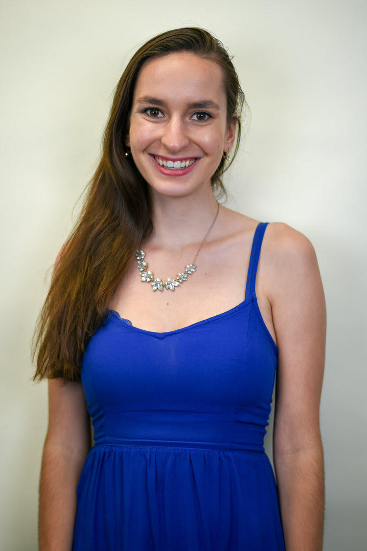 Anna Zarra Aldrich, a sixth-semester journalism, English and political science triple major, will be the organization's 2019-20 editor-in-chief. (Photo via writer)