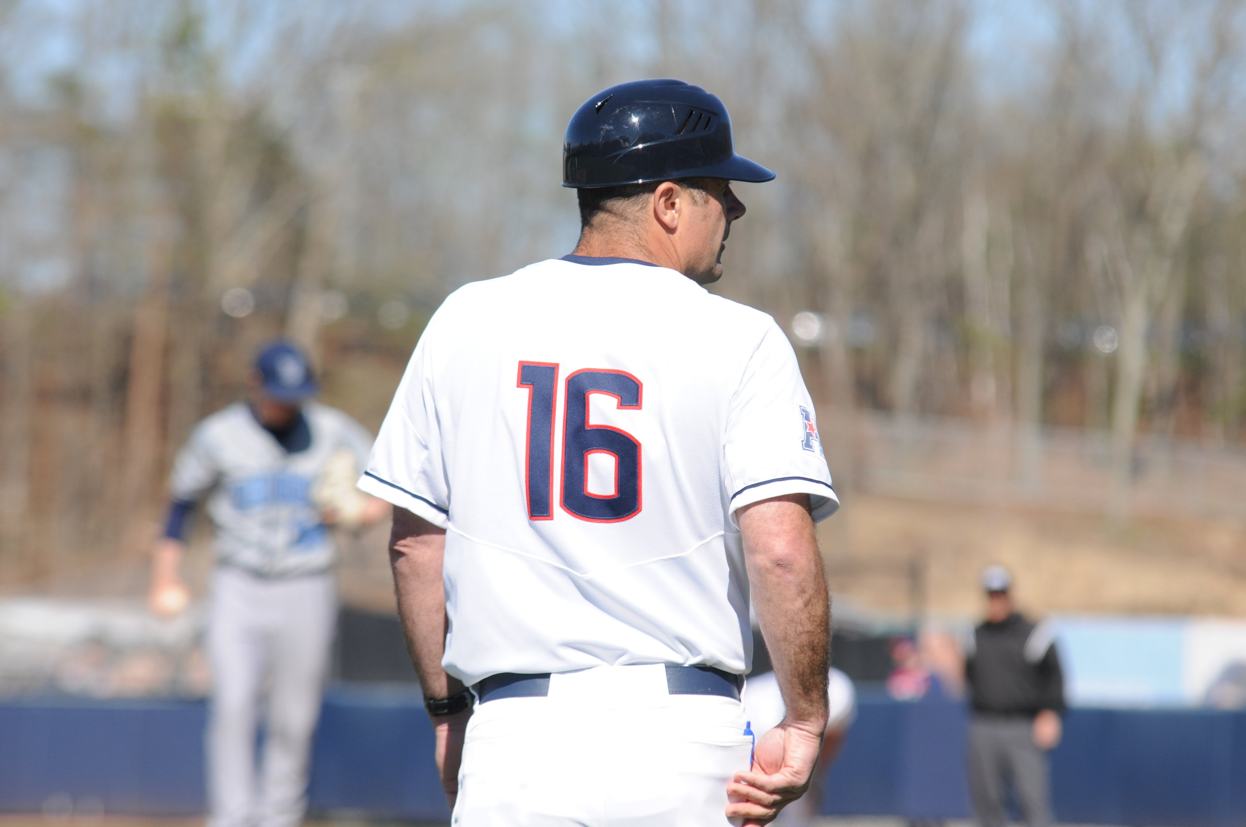 UConn baseball head coach Jim Penders' impact extends beyond Storrs. Photo by Nicole Jain/The Daily Campus