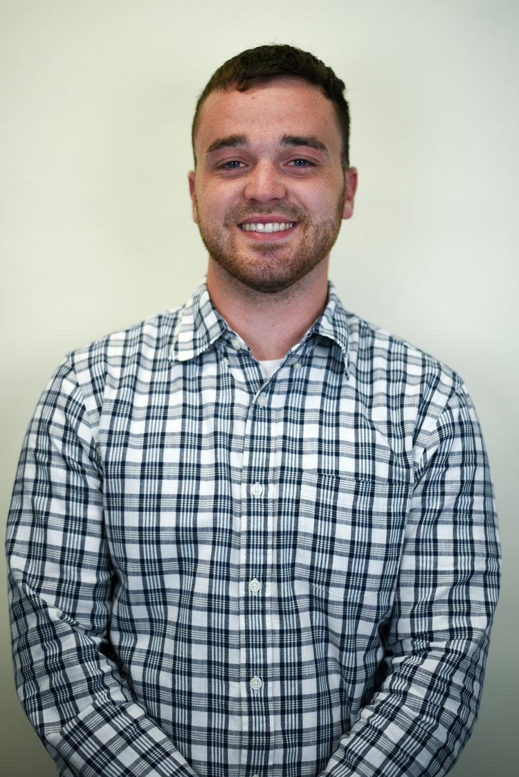 Mike Logan, Sports Editor