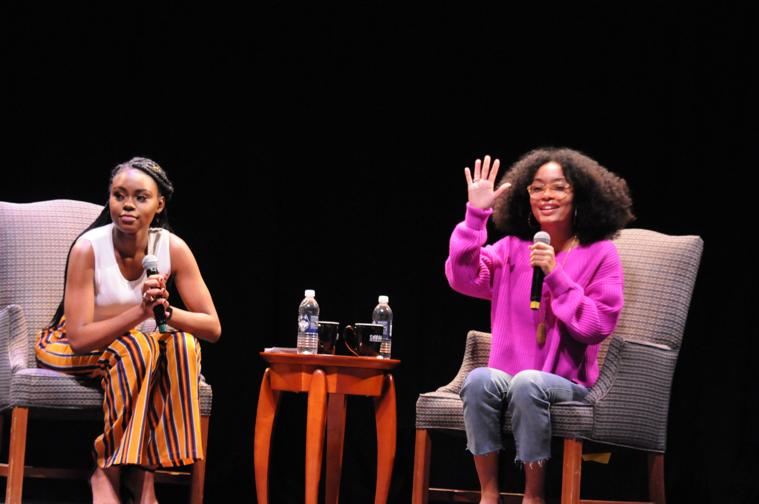"""This year's Metanoia theme was """"Youth for Change,"""" which perfectly represents how UConn students made their voices heard this year. (Hanaisha Lewis/The Daily Campus)"""
