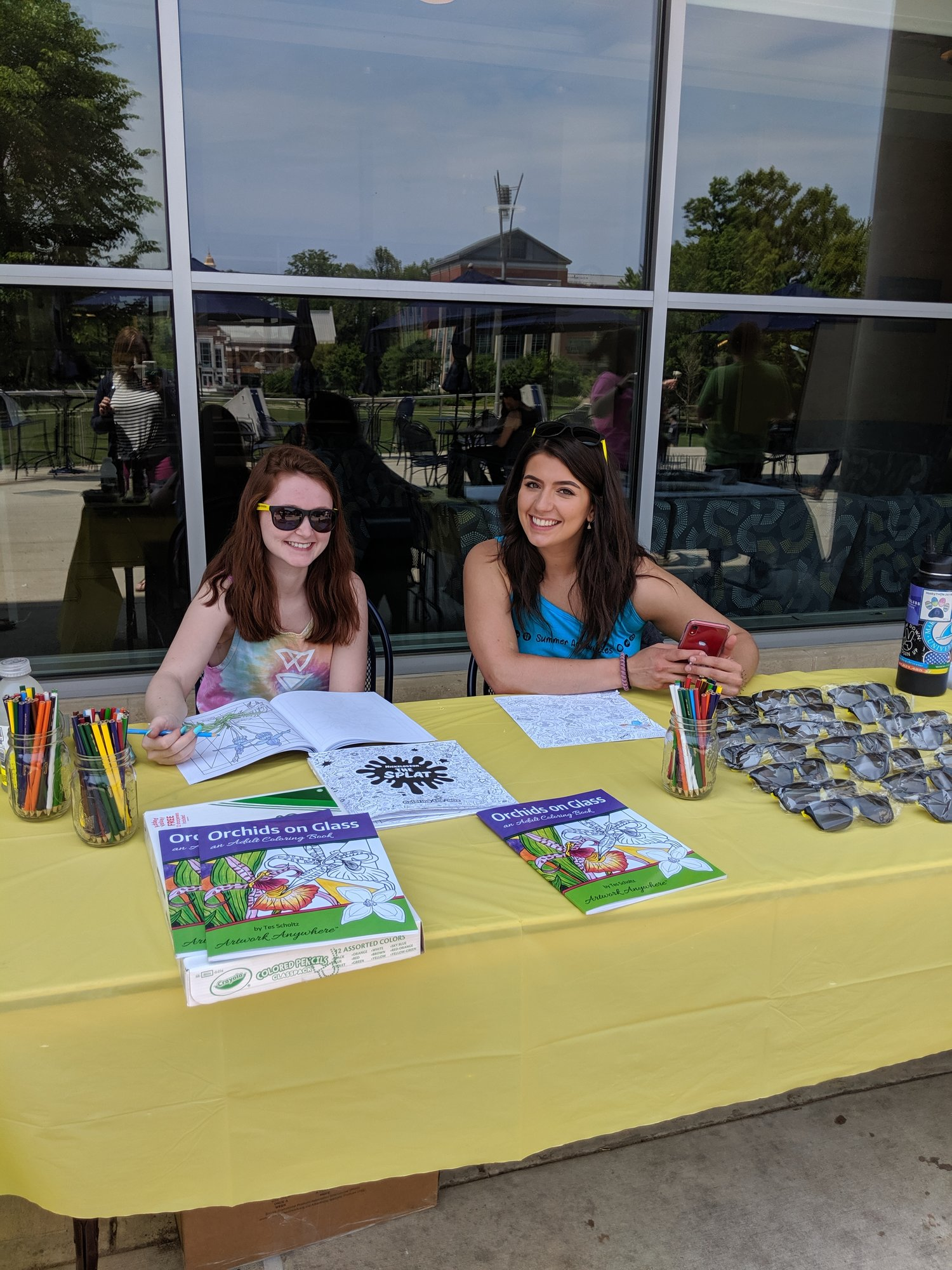 Summer Activities keeps summer students entertained — The Daily Campus