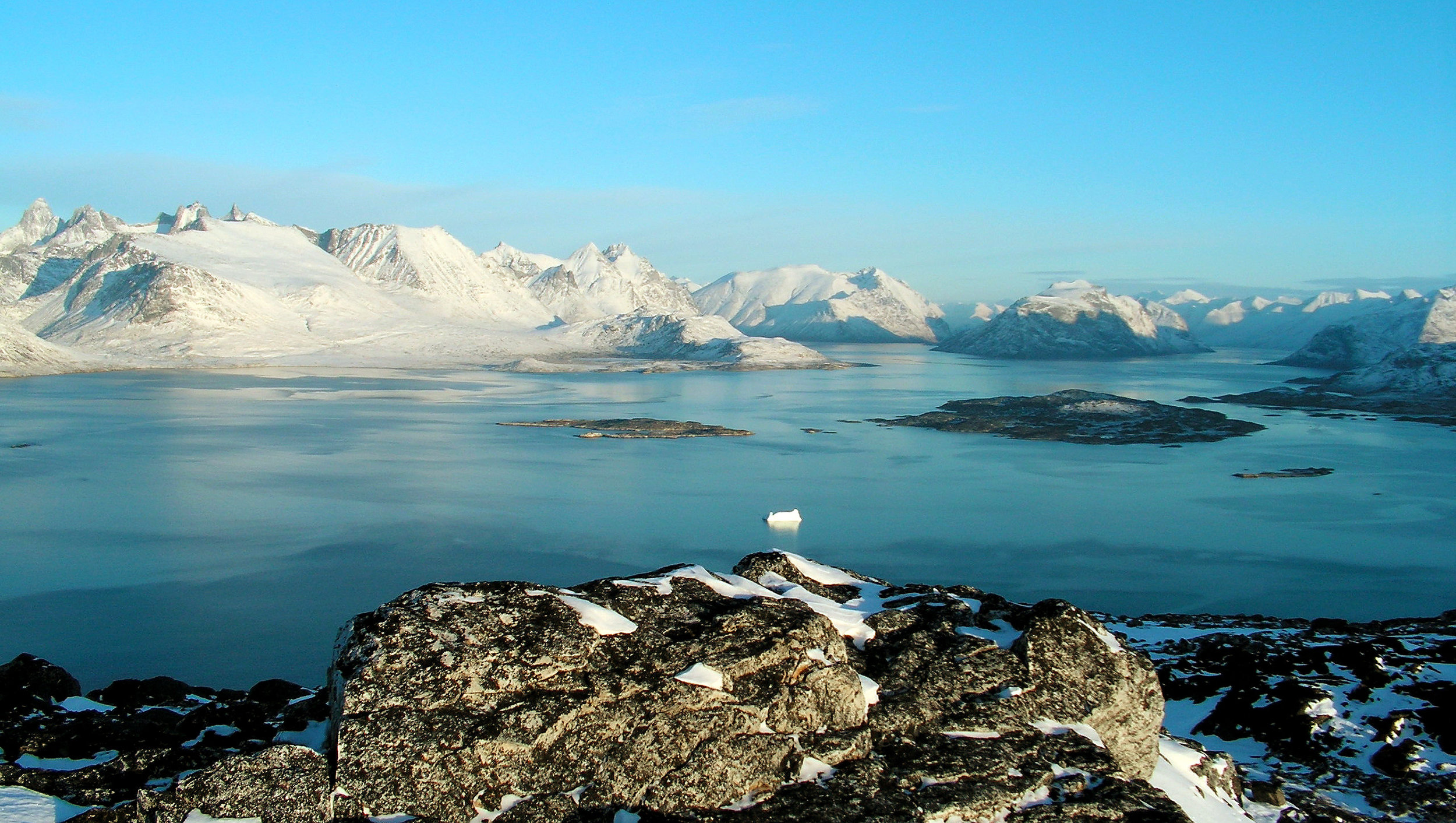 Contrary to popular belief, Greenland is likely full of precious natural resources, leading the United States to their inquiry.  Photo by MagicAardvark from Flickr Creative Commons