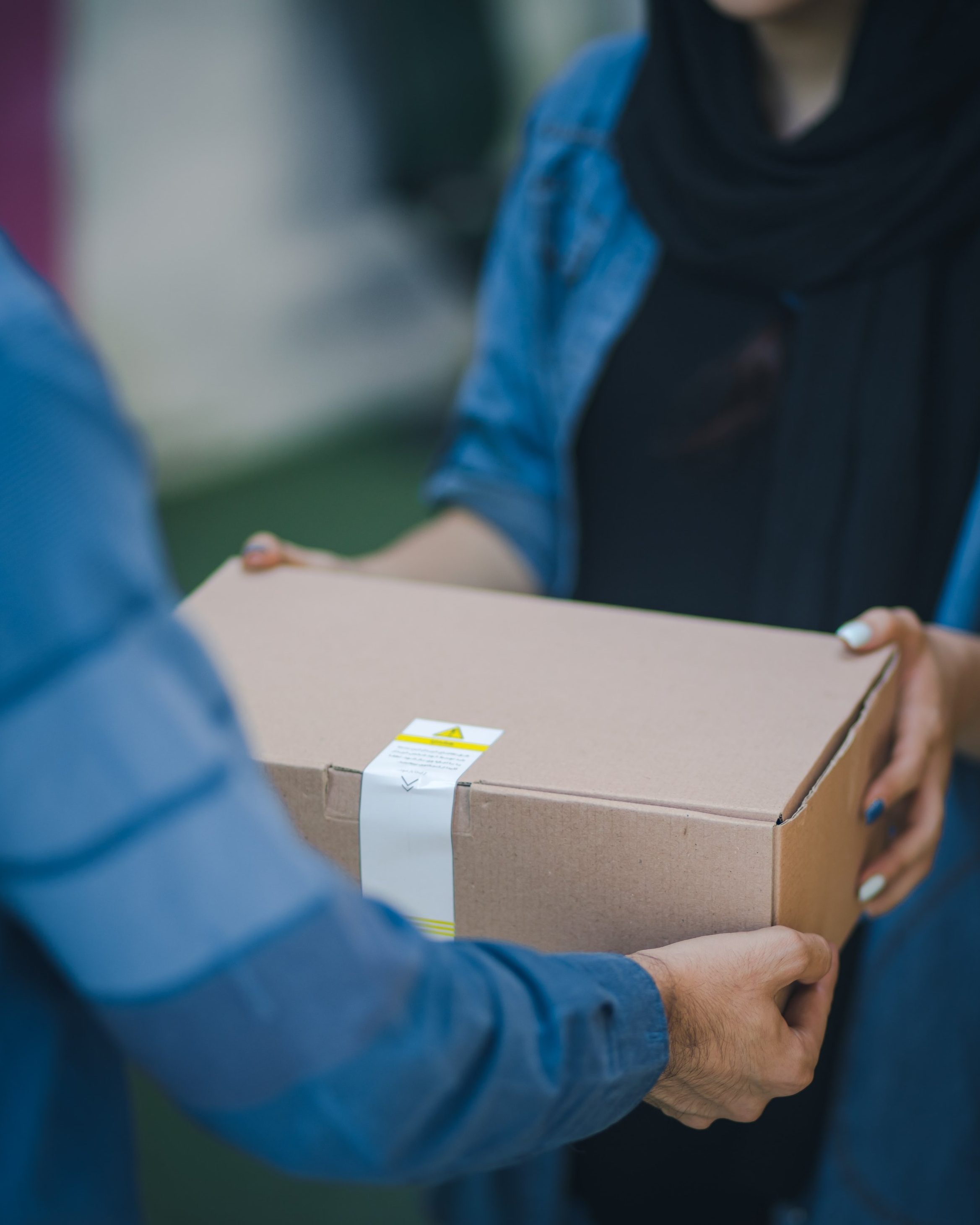 UConn's Student Health and Wellness introduce gloveBOX, a free condom delivery service for on-campus students.  Photo by    RoseBox رز باکس    on    Unsplash