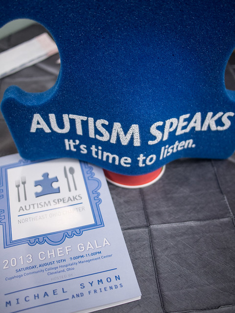 Though it purports to advocate for those with autism, Autism Speaks may actually be harmful.  Photo by Edsel Little from    Flickr