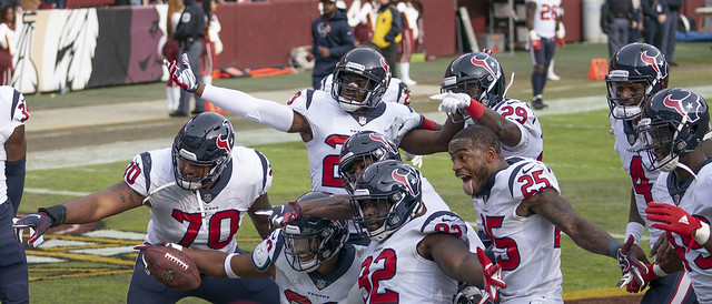 The Houston Texans are the newest team in the NFL.  Photo by KA Sports Photos from    Flickr