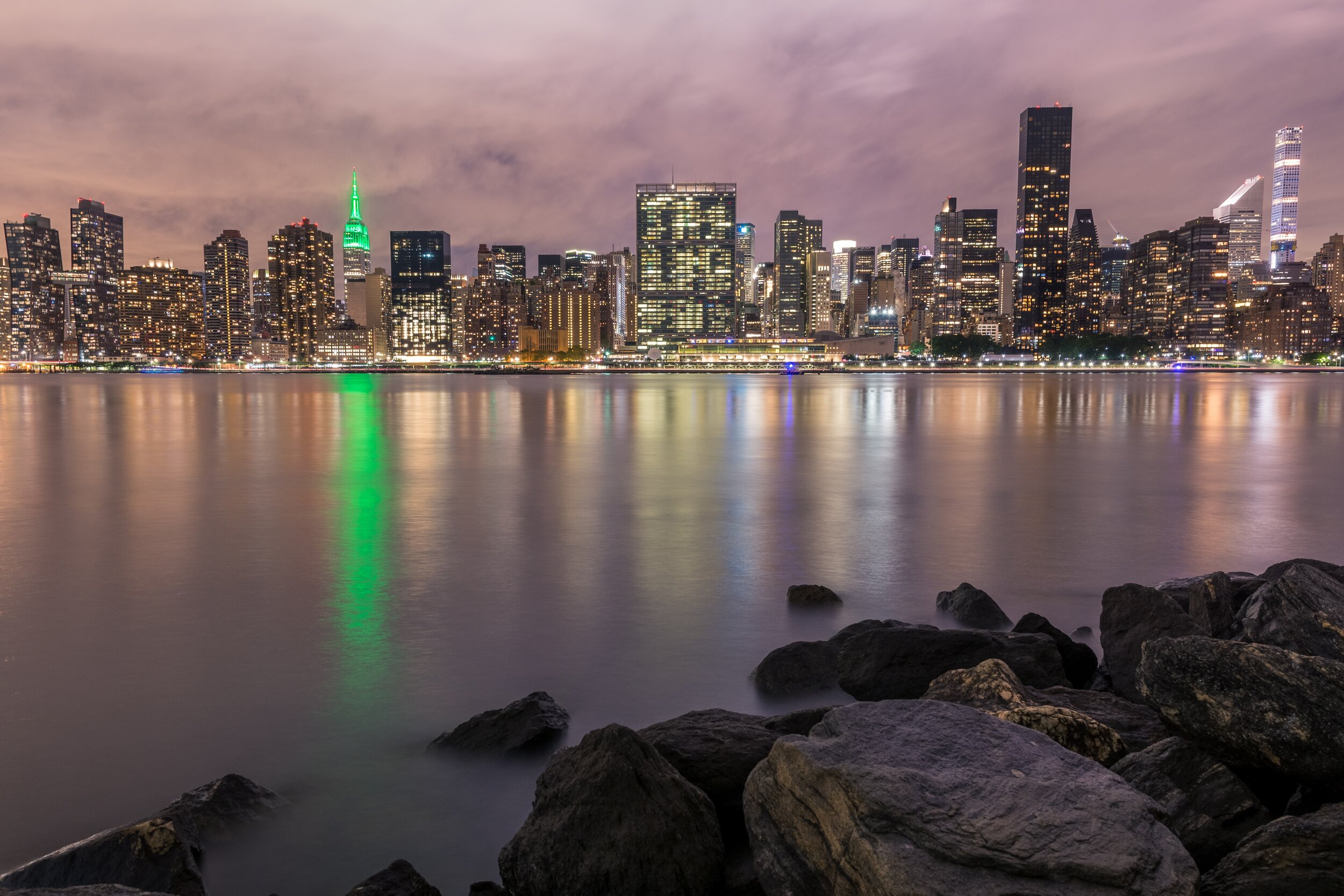 Amazon's plan to construct its second headquarters in Long Island City spurred dispute between the business mogul and social justice activists.  Photo by    Giammarco Boscaro    on    Unsplash   . Thumbnail photo by    Christian Wiediger    on    Unsplash   .