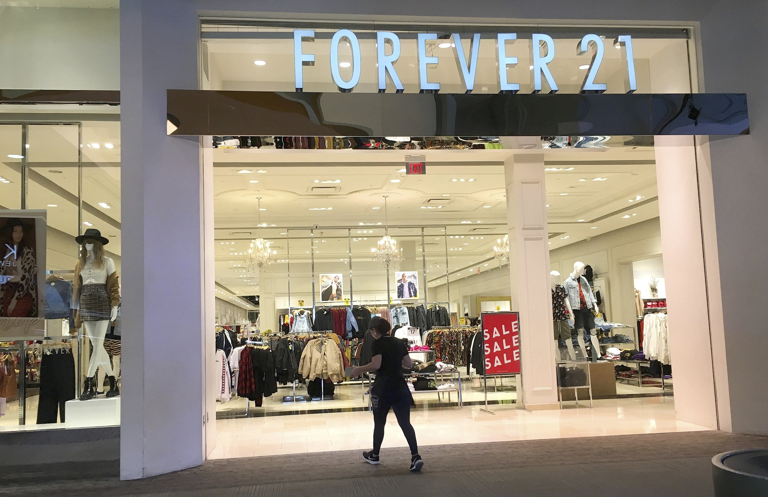 Forever 21 is one of the major companies guilty of fast fashion, a high volume/low price model used to turn out trendy clothes for instant consumption and usually near-instant dumpster habitation. While economic, it has serious repercussions on the environment . Photo courtesy of Ross D. Franklin/The Associated Press