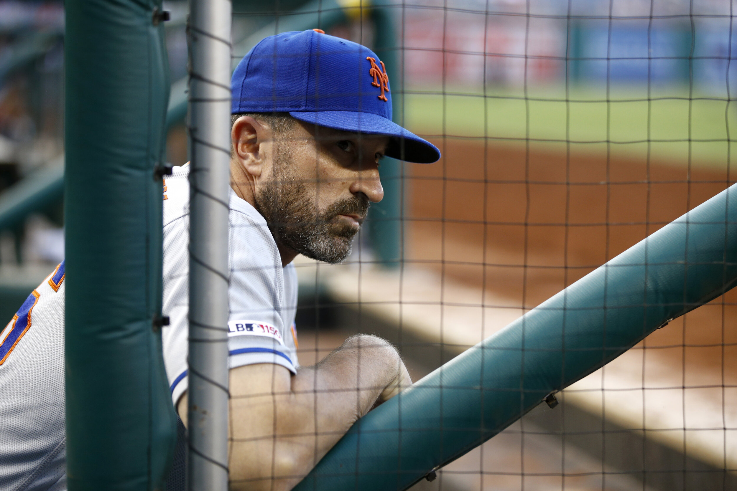 After two unsuccessful seasons as the manager of the Mets, Mickey Callaway has been fired, leaving the door open for a more suitable replacement to fill his place. The biggest question is simply who will fill it.  Photo from The Associated Press.