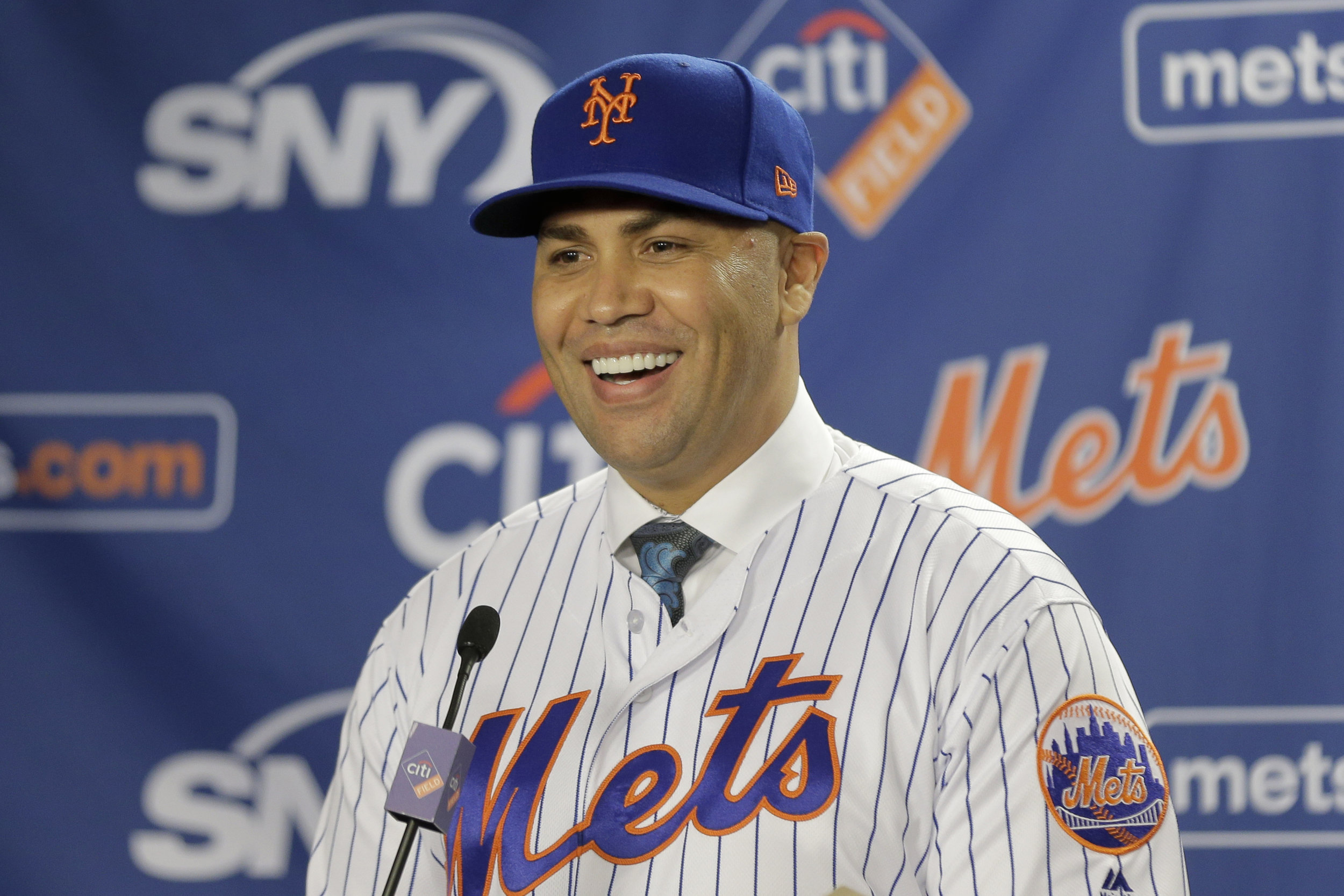 Column What To Make Of Carlos Beltran The Daily Campus