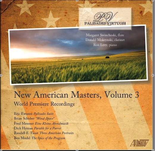 PV - New American Masters - Volume 3