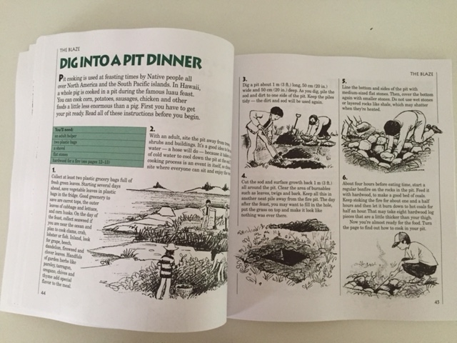 inside the kids campfire book
