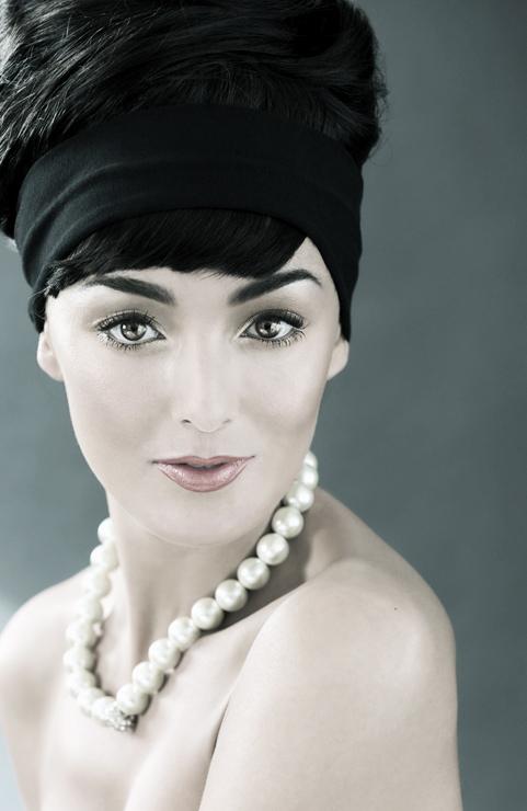 Mac Make Up Artist Portfolio Beauty Photography featuring Laine