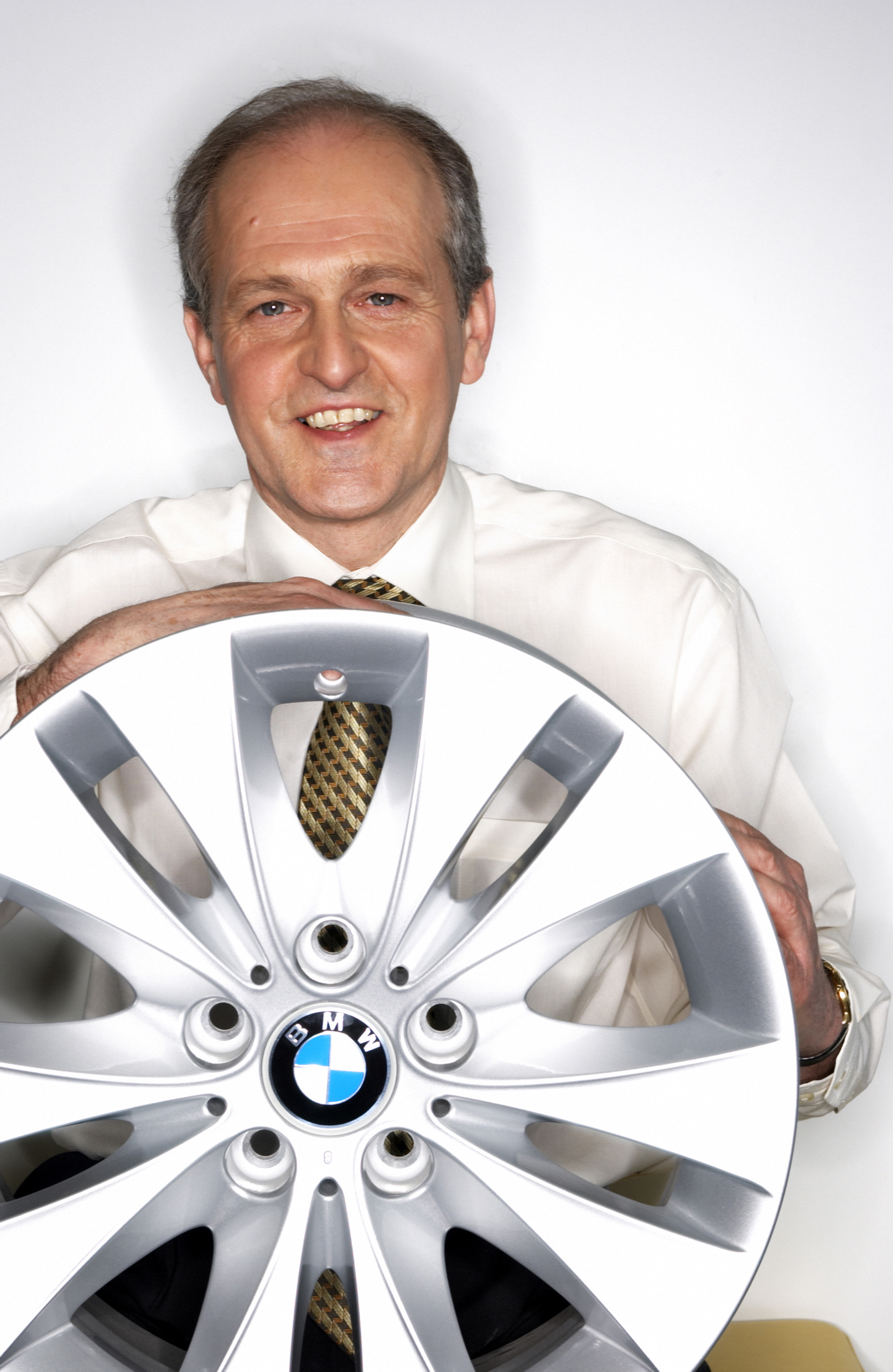 Commercial Portrait for Bluebell BMW