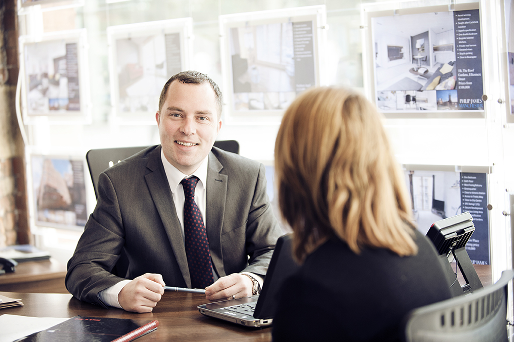 Commercial Portraits for Estate Agents