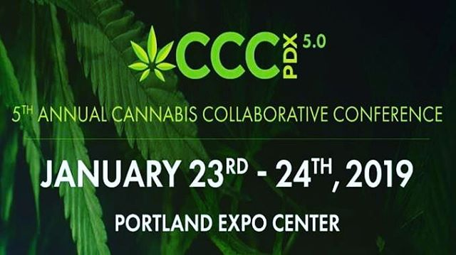 Who's going to CCC in Portland today? Excited to network and see everyone there!🌿 Make sure to stop by @thecaputogroup and see @tonyjones_soc 🌾 . . . #CCC #CBD #PDX #2019 #cannabis #conference #Portland #Oregon #thc #cannabiscommunity #organicfarming #organicgardening #notill #livingsoil #greenhouse #growyourown #ReapWhatYouSow #GoliathGrow