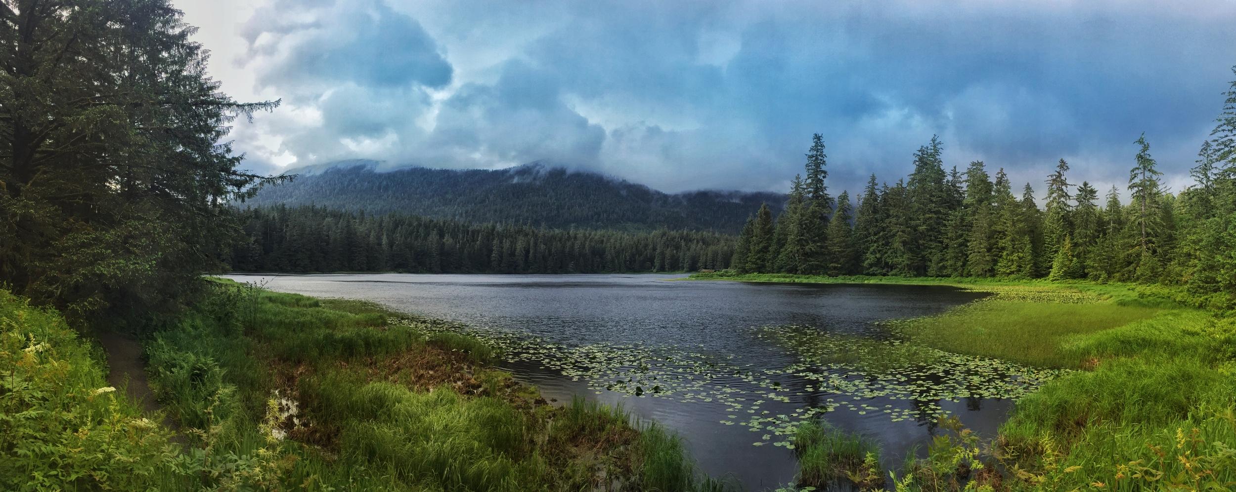 Ward Lake shot with my Iphone 6