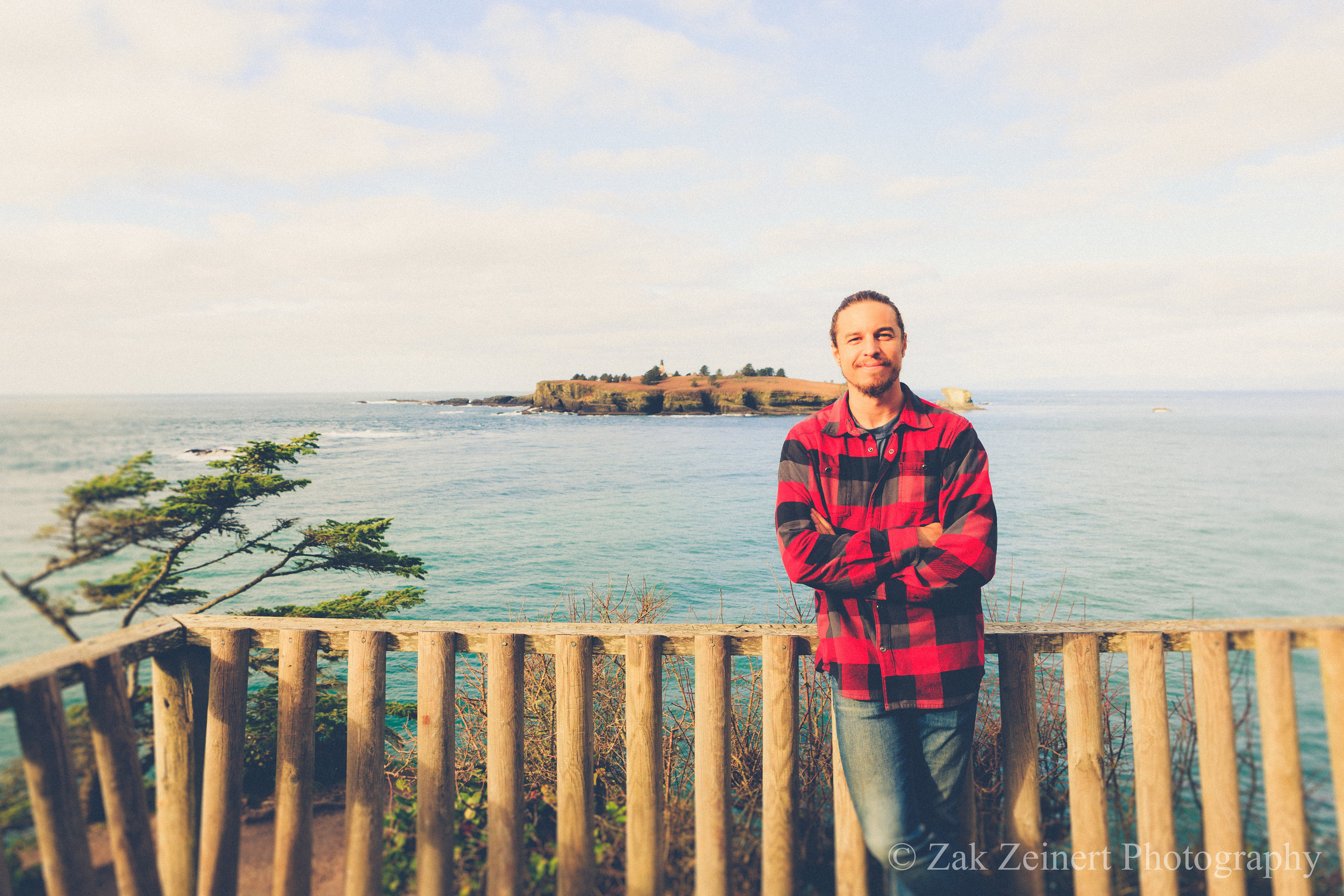 at Cape Flattery