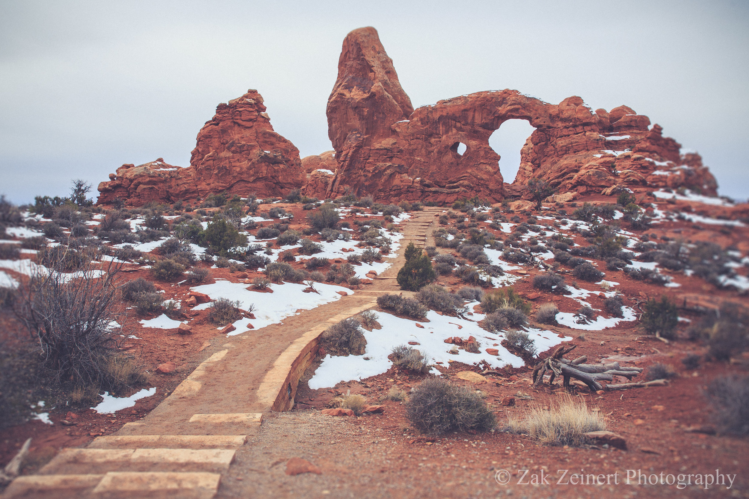 Path to Turret Arch