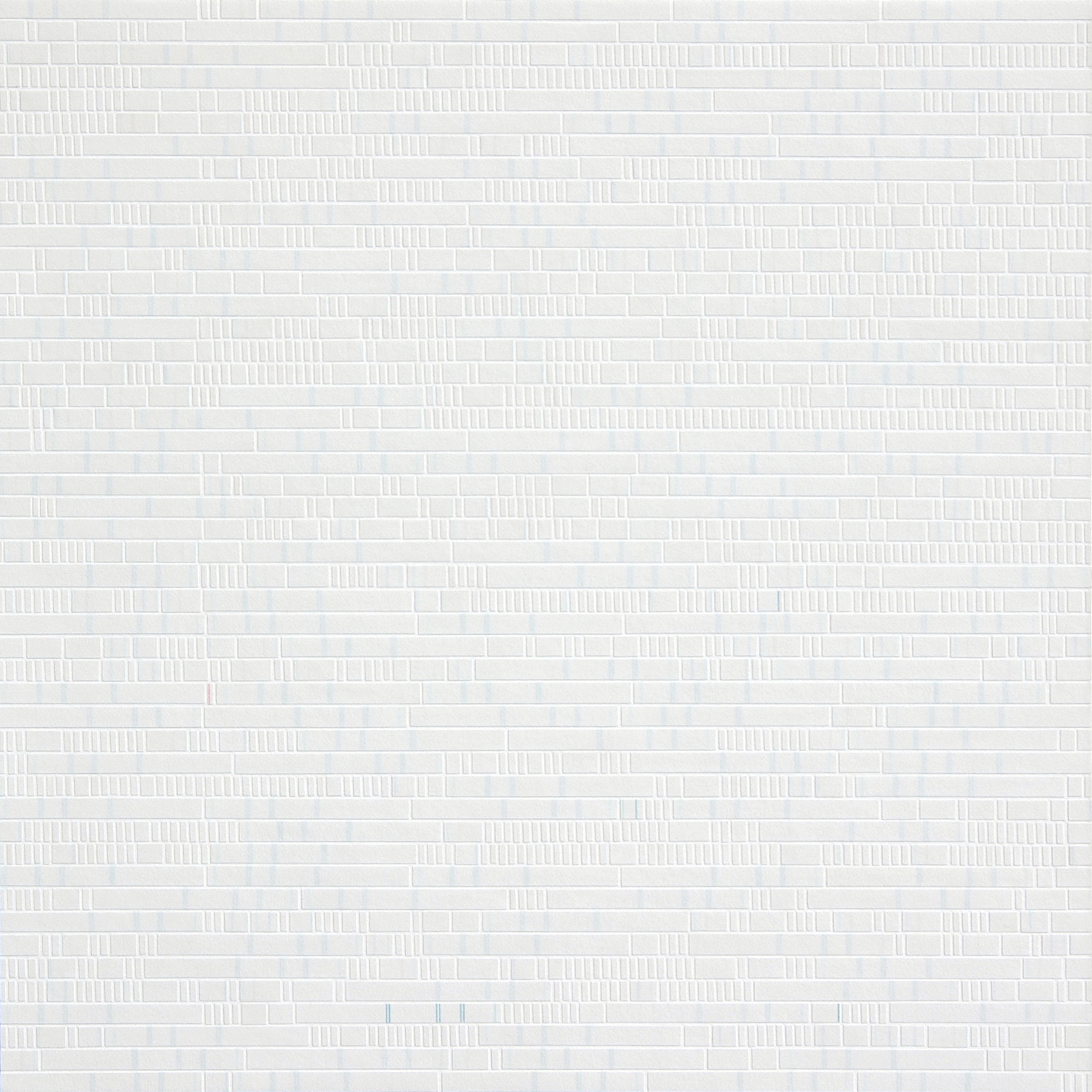 Untitled (Reconstruction White Series, 2)