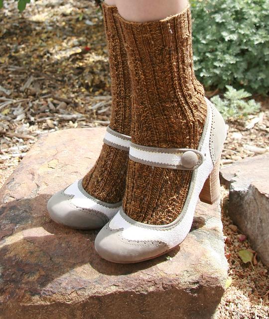 Milkweed Socks.jpg
