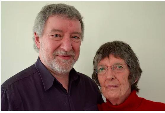 Steve Plummer & Pat Ashforth:The mathekniticcians themselves