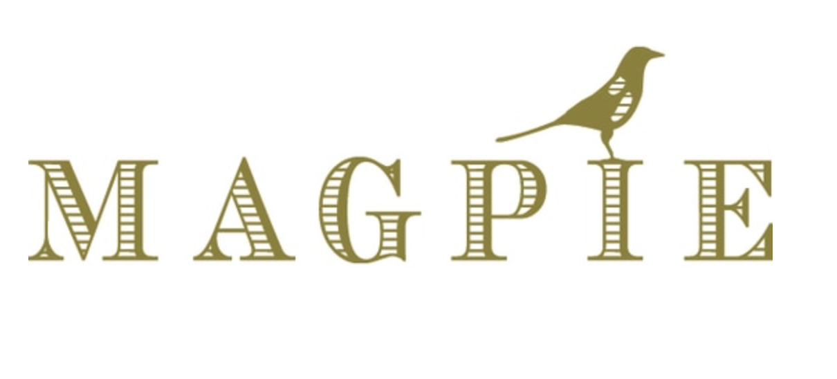 Auction Item 09: Gift Certificate Magpie  Value: $50.--   Magpie New York