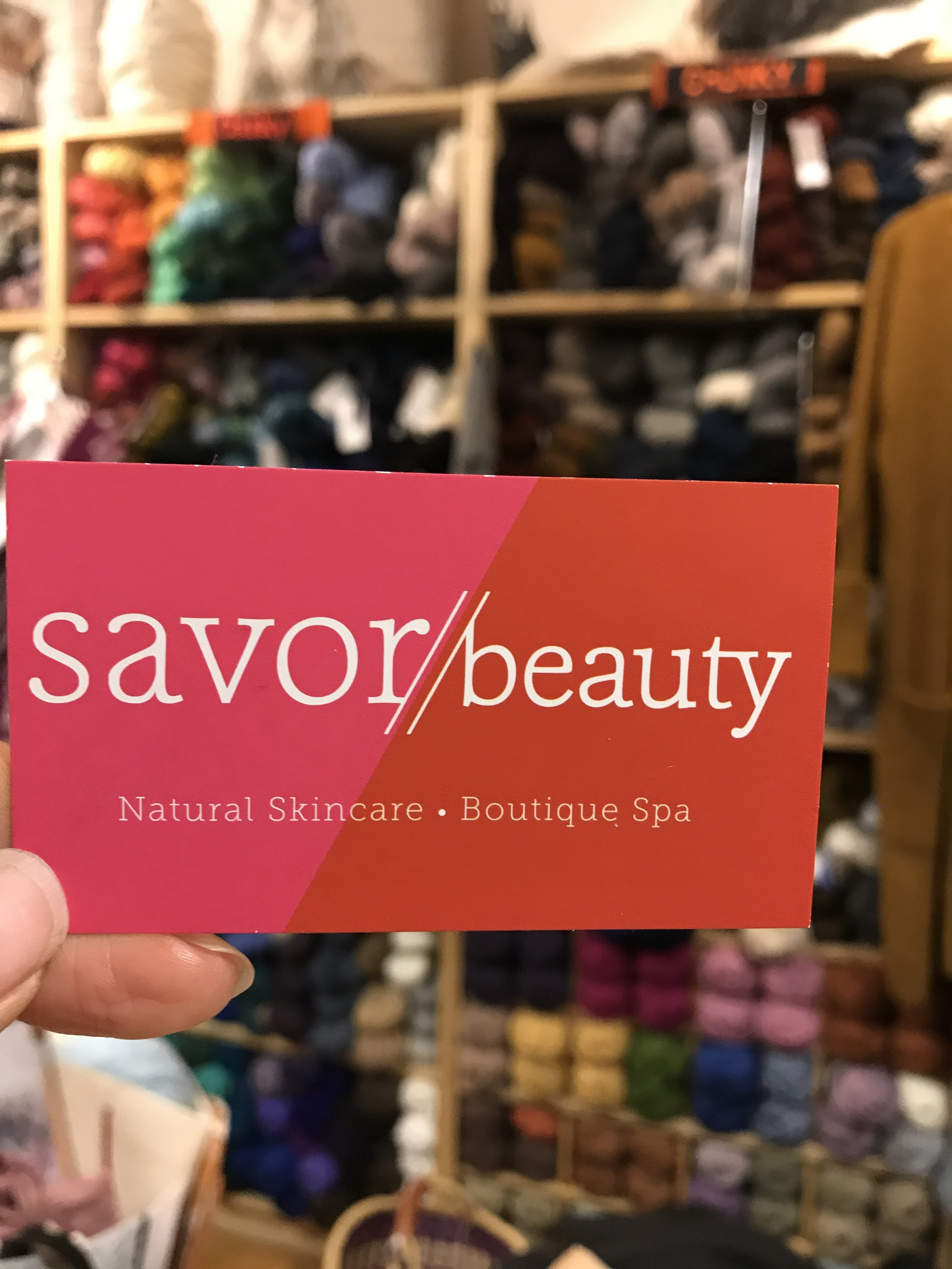 Savor Beauty  Master Class Party for 4  Value $320  Starting Bid $160.-