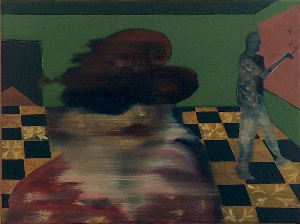 Zo - Grafos (The painter's Dream)   Oil on canvas, 30x40 cm / 11,8x15,7 inches