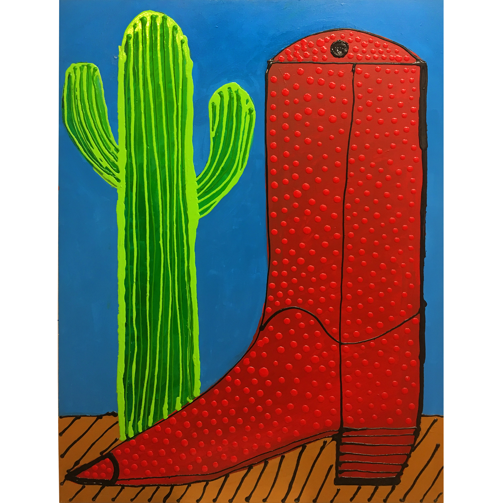 PackerJames_Boot_and_Cactus_36x48acryliccanvas.jpg