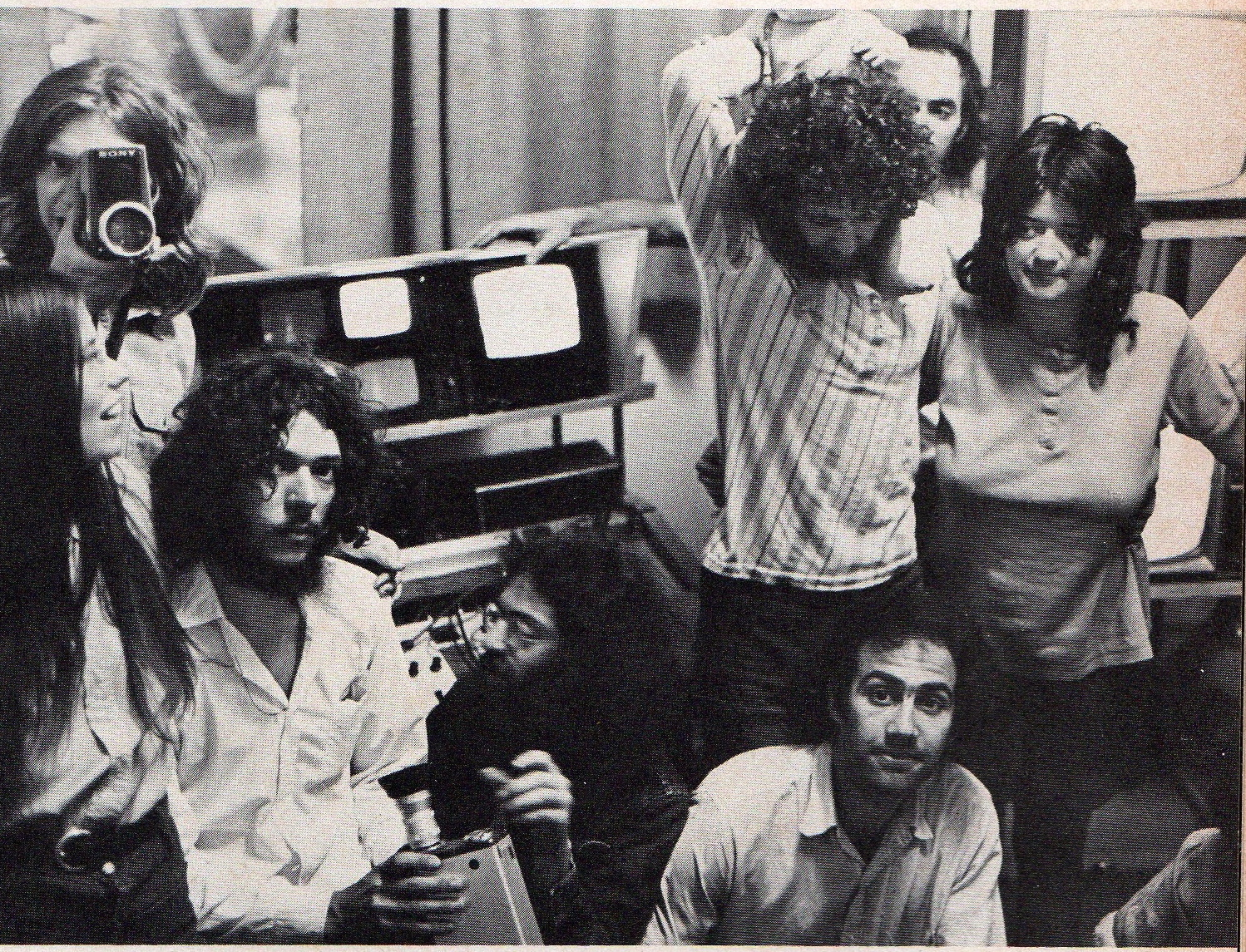 0 Videofreex in Prince St NYC control room 1970.jpg