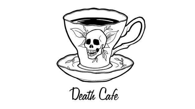 """Monday September 17th , 6:30-8:30pm. Free (small donation for the space encouraged)  At a death cafe, people gather to eat cake, drink tea, and have a group discussion about death. The aim is to """"increase awareness of death to help people make the most of their (finite) lives."""" What's on your mind about death and dying?  Coffee and desserts will be provided! This is a discussion group rather than a grief support or counseling session.  Discussion hosted by Sarah, founder of Death Positive DC and local end-of-life doula"""