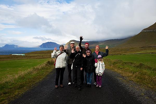 Oblivia: MOPMA in the Faroe Islands, 2011. Photo: © Eija Mäkivuoti.