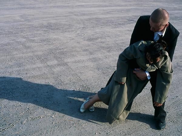 Oblivia: Dogs, 2003 Photo: © Eija Mäkivuoti.