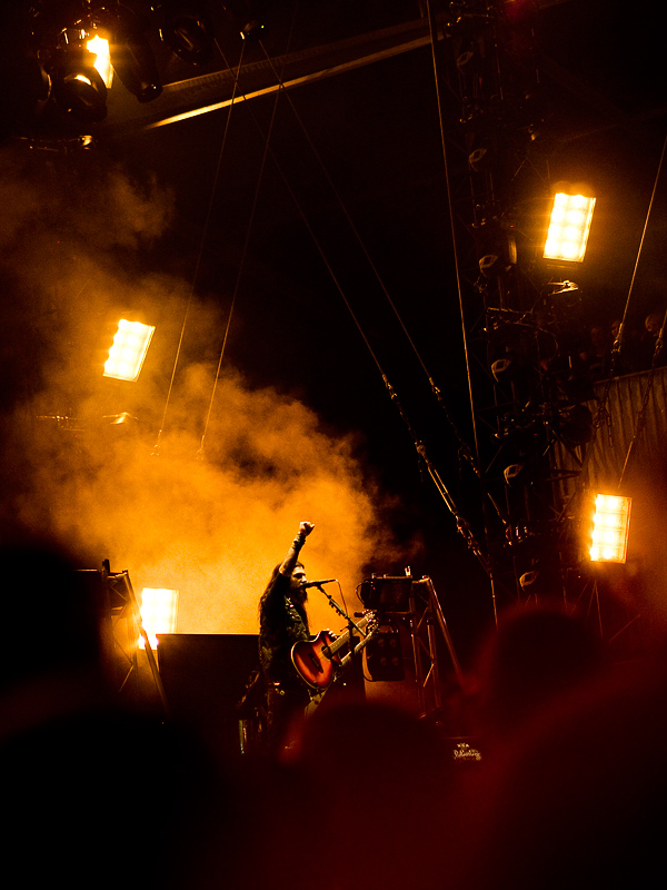Machine Head: Wacken 2012, Germany. Photo: @ Eija Mäkivuoti.