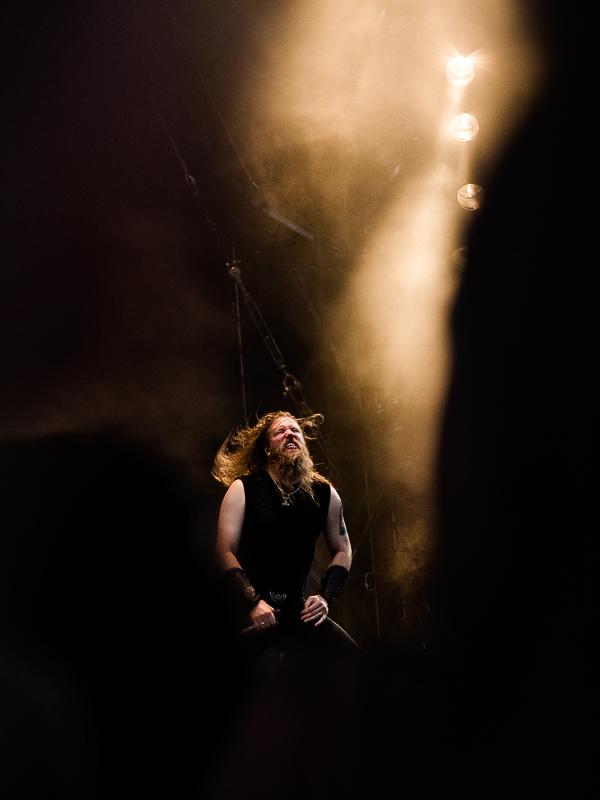 Amon Amarth: Wacken 2012, G  ermany.  Photo: @ Eija Mäkivuoti.