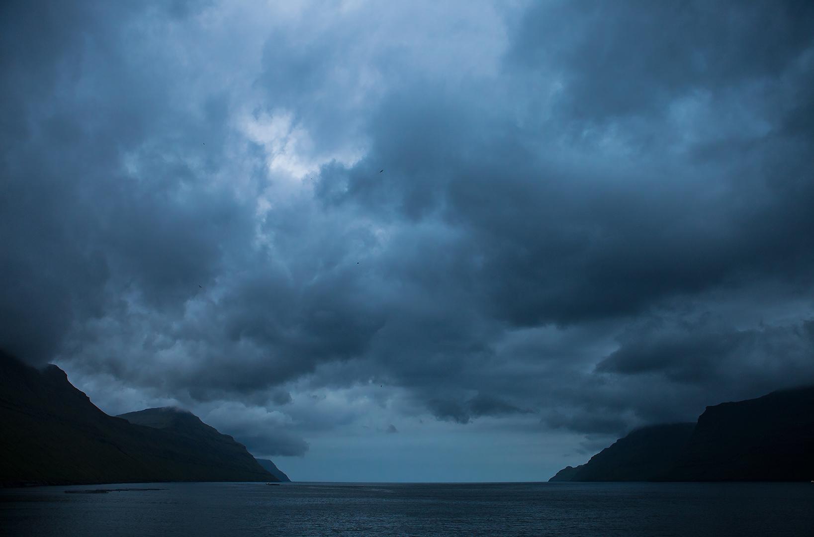 Darkness #2 (Gøtuvík), Faroe Islands, 2013