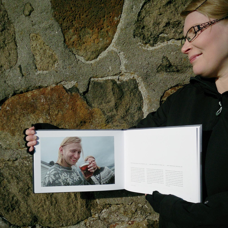 Eija Mäkivuoti: Birgit's Garden photobook