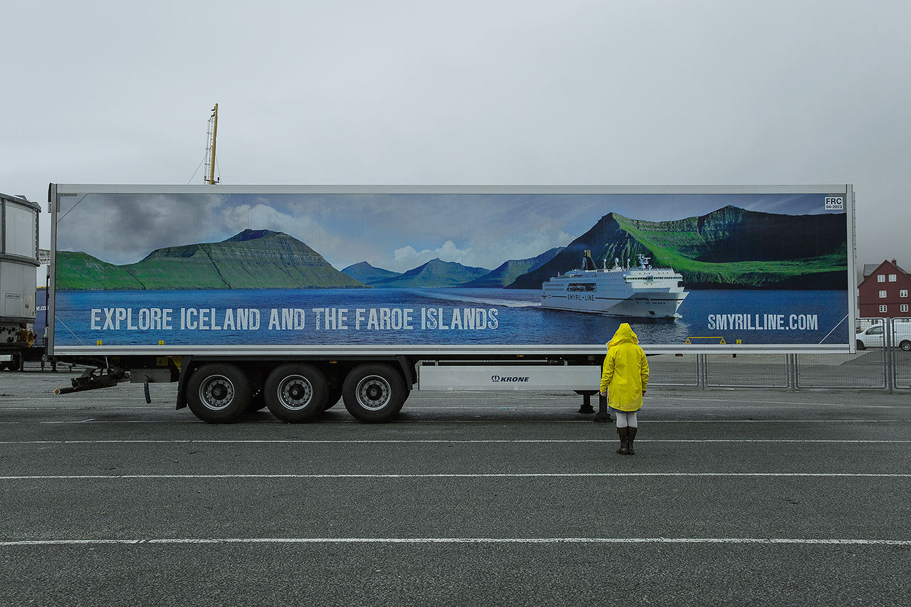 The Unbearable Lightness of Giving a F**k – A Thousand Faroe Islands | The Yellow Raincoat (Marjun), 2017