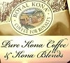 Royal Kona Coffee Beans