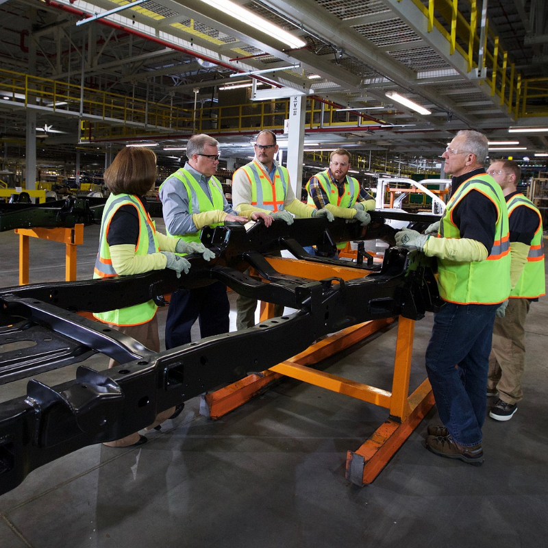 Ford Gives Real-World Truck Customers Insider Access To All-New F-Series Super Duty Testing - Press Release | READ MORE