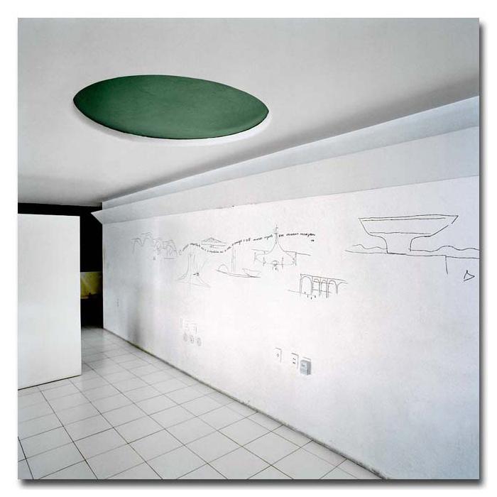 """""""Oscar Niemeyer"""", 2004"""
