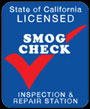 California Licensed Smog Check Inspection and Repair Station