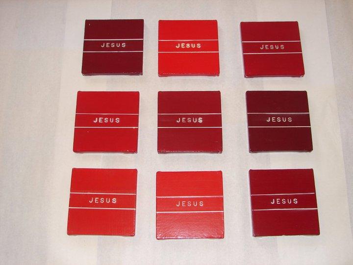 Jesus grid