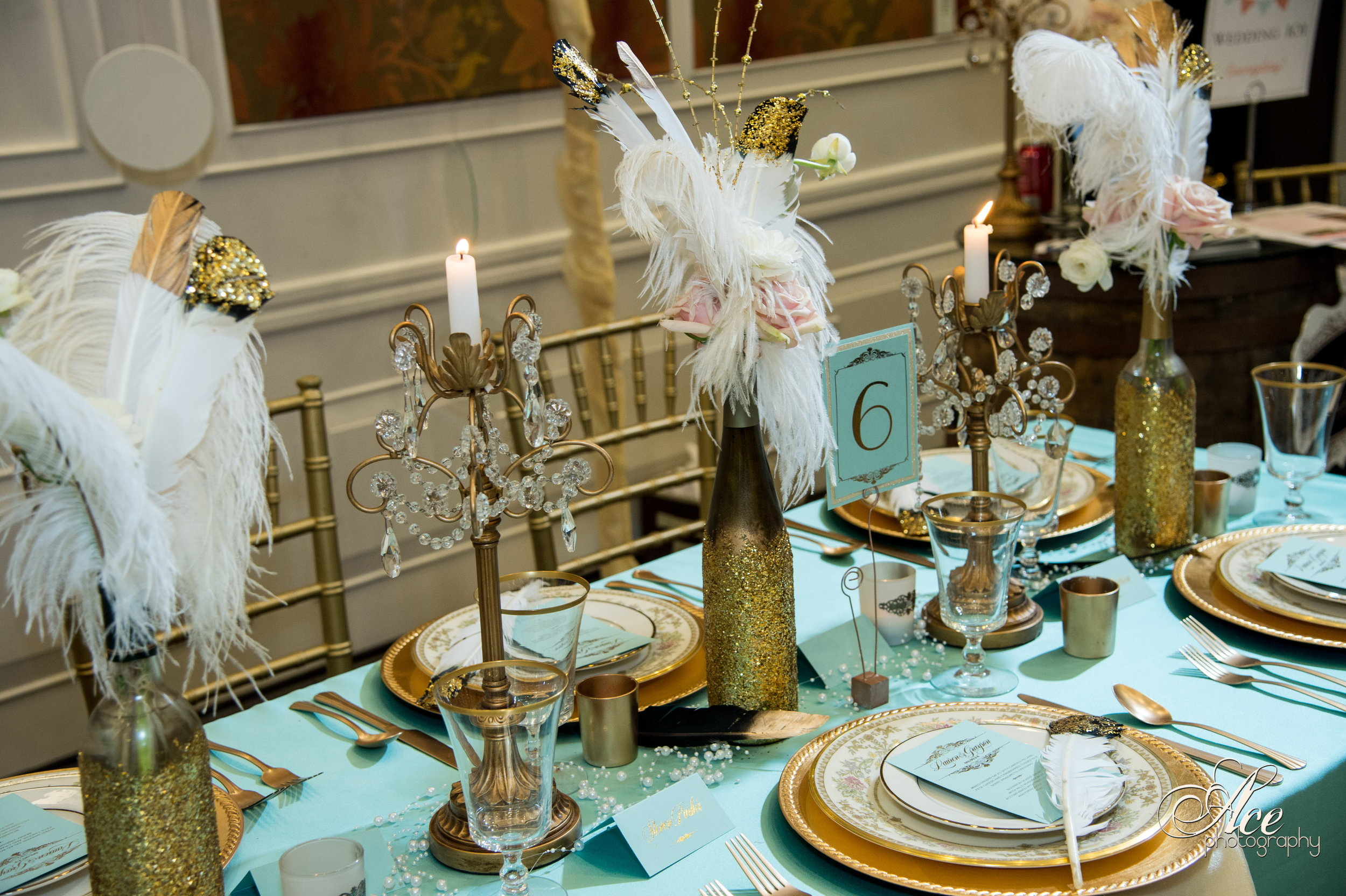 Enchanted Tablescape