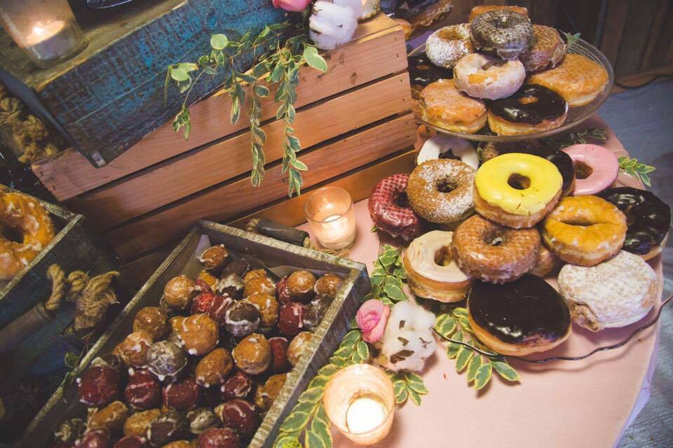 doughnut bar